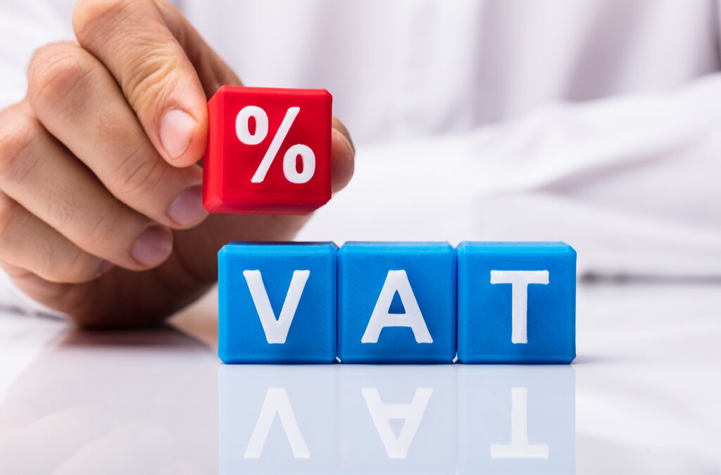 VAT changes in Hospitality and Tourism